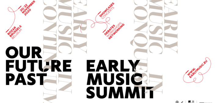 THE EARLY MUSIC SUMMIT GOES DIGITAL! – REGISTRATION IS OPEN