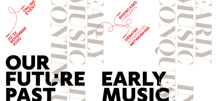 The Early Music Summit is officially open!
